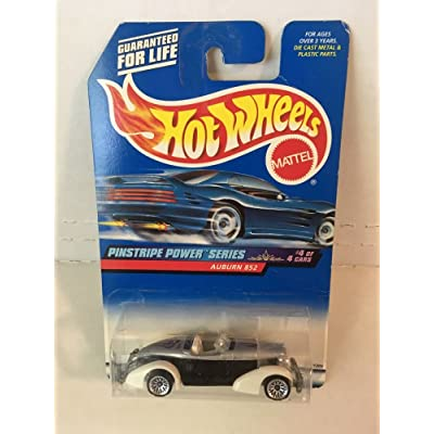 Hot Wheels 1999 #956 Pinstripe Power Series Auburn 852: Toys & Games