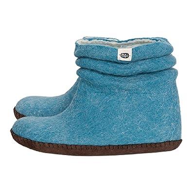 Herren-Filzschuhe Stripy - Schuhgröße 46 0InoaF
