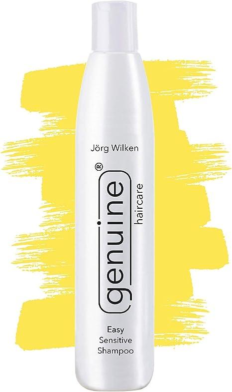 Easy Sensitive Champú, calma el cuero cabelludo, da elasticidad, brillo, hidrata, genuine haircare