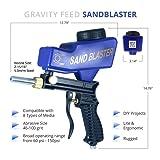 Soda Blaster, Sand Blaster, Professional