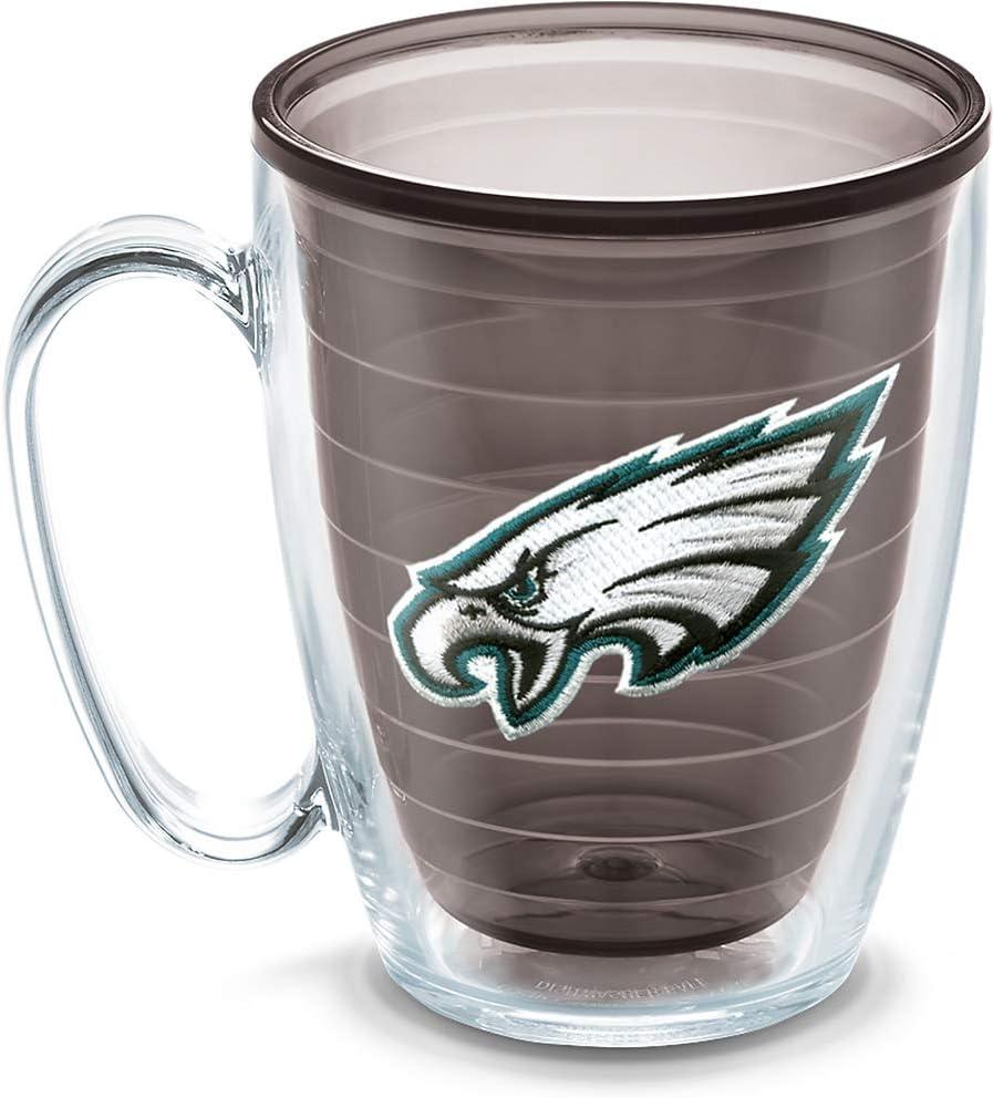 Tervis NFL Philadelphia Eagles Emblem Individual Mug, 16 oz, Quartz - 1086026