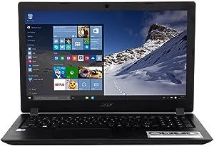"Acer Aspire 3 A315-51-56GT 15.6"" Laptop Intel Core i5-7200U Processor 2.5GHz; Windows 10 Home; 4GB DDR4 RAM; 1TB Hard Drive; NX."