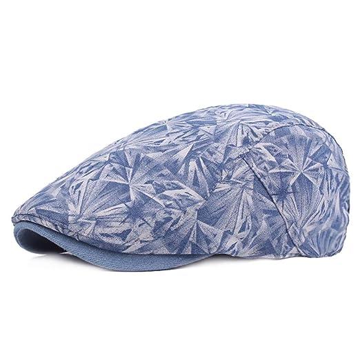 Gorra Gorra de Pico de Pato de Color sólido Sombrero de Vendedor ...