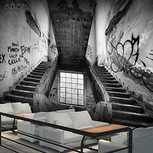 Personalidad Wallpaper_Wallpaper Escalera Space Cafe Internet Bar ...