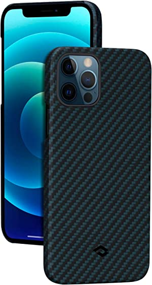 PITAKA Magnetic Phone Case for iPhone 12 Pro 6.1