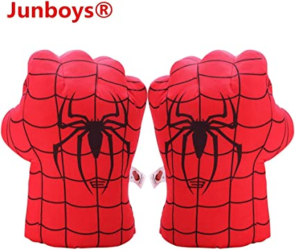 Boys GIFT BOXED SPIDERMAN pyjamas wristband red or black sizes 4 6 8 /& 10 years