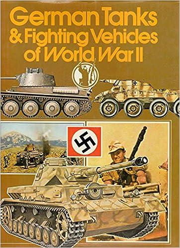 Amazon German Tanks And Fighting Vehicles Of World War Ii