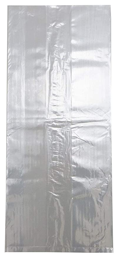 Amazon.com: LDPE bag-clear Poly producir bolsas de plástico ...