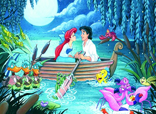 Ariel Puzzle - Ceaco Disney Something About Her Puzzle - 200 Pieces