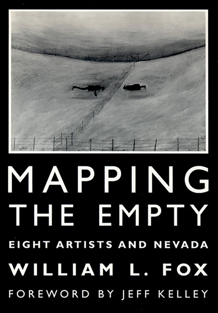 Mapping The Empty: Eight Artists And Nevada
