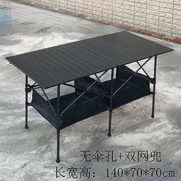Xing Lin Mesa Al Aire Libre Cuadro De Aluminio Plegable Portátil Ultra Ligera Exposición Calada Mesa