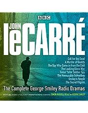 The Complete George Smiley Radio Dramas: Eight BBC Radio 4 Full-Cast Dramatization