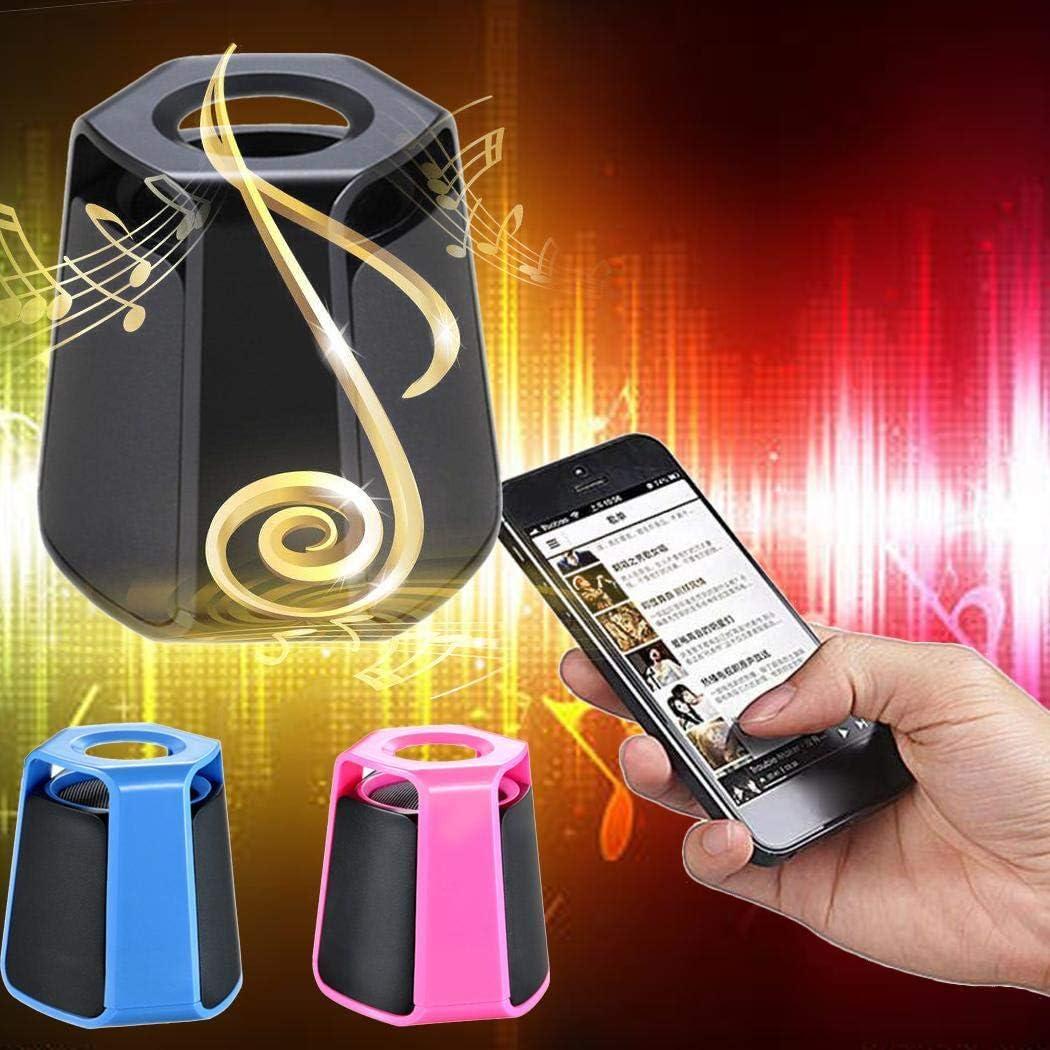 Zronji Portable Mini Bluetooth Speaker Wireless Loudspeaker Support TF Card Portable Bluetooth Speakers