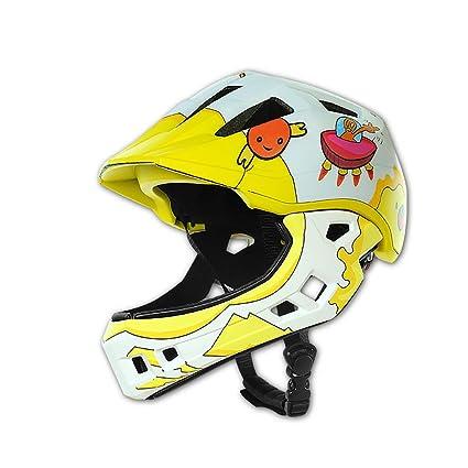 Niños ciclo casco Childs bicicleta casco ventilado diseño ...