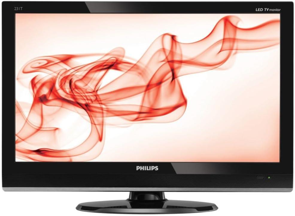 Philips 231T1LSB/00 - Monitor LCD con sintonizador de TV Digital, 23 Pulgadas: Amazon.es: Informática