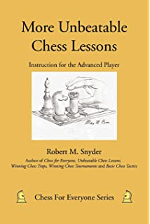 Robert Snyder_More unbeatable Chess Lessons for advan. player 61H8bRuniAL._AC_UL320_SR214,320_