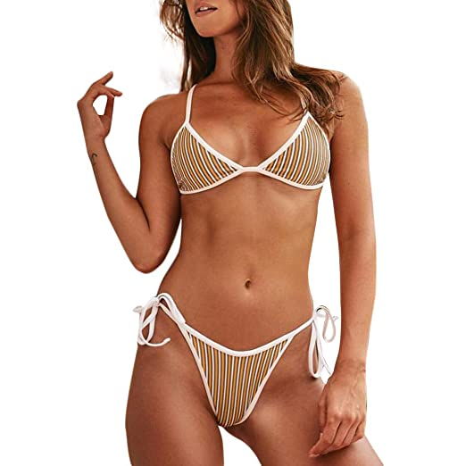 013a42458634c Amazon.com  Auwer Bikini for Women