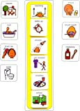 Visual Morning Routine AAC (Picture Communication Symbols)