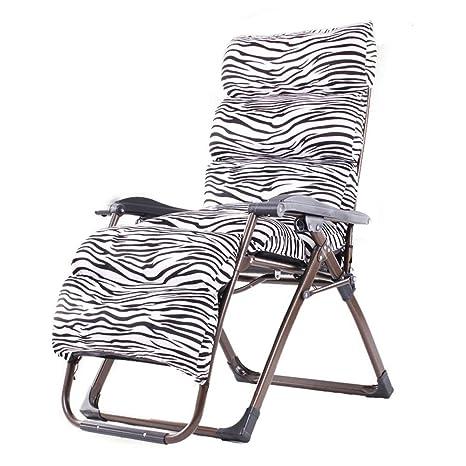 Sillas de Camping Sillón reclinable Plegable Oficina ...