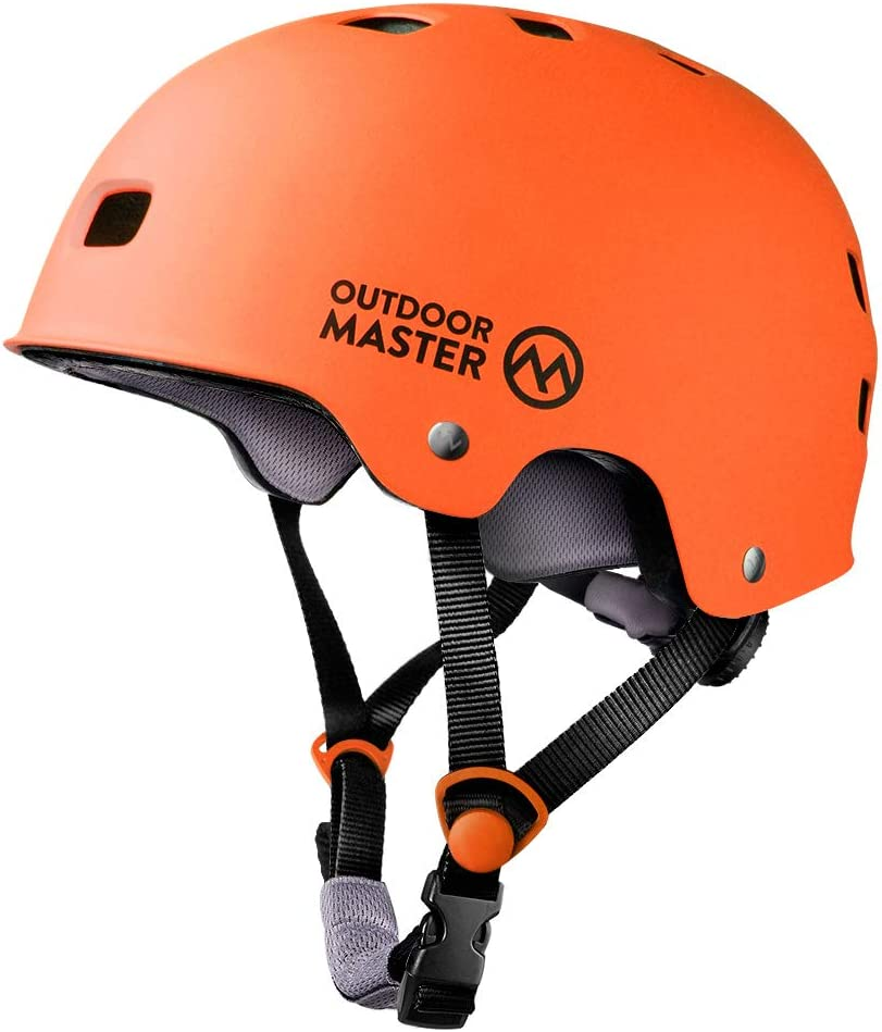 OutdoorMaster Multi-Sport Adult Bike Helmets