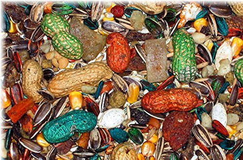 30LB ABBA 1500 PARROT BIRD SEED MIX by Unknown