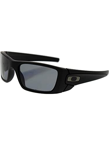 5e72b45b51b9 Oakley Men's Fuel Cell Polarized (Matte Black Frame/Grey Lens ...
