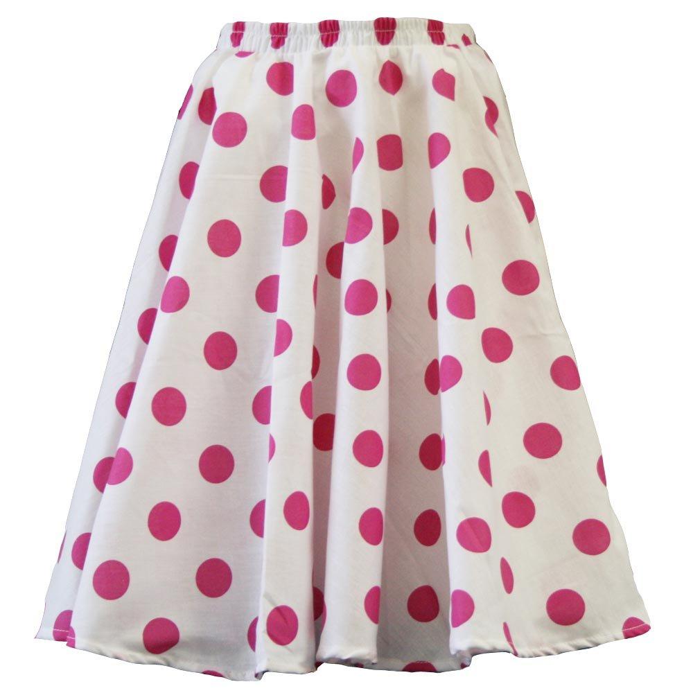 e7e7d554a Cruisin USA Youth Polka Dot Circle Skirt: Amazon.ca: Clothing & Accessories