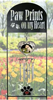 amazon com pet memorial wind chimes sympathy gift and