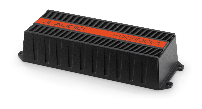 JL Audio HX300/1: Monoblock Clase D Amplificador de Rango Completo, 300 W: Amazon.es: Electrónica