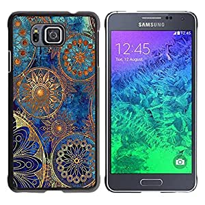 Dragon Case - FOR Samsung ALPHA G850 - Wisdom in the mind - Caja protectora de pl??stico duro de la cubierta Dise?¡Ào Slim Fit