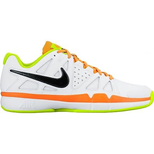 Nike Air Vapor Advantage Clay, Zapatillas de Tenis para Hombre, Blanco (White/
