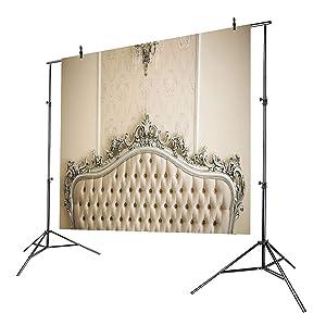 Daniu Photo Backdrops for Baby Studio Props Chair Photography Background Vinyl 7x5FT 210cm X 150cm Daniu-JP017 (Color: Daniu-JP017, Tamaño: 7x5FT (210cm X 150cm))