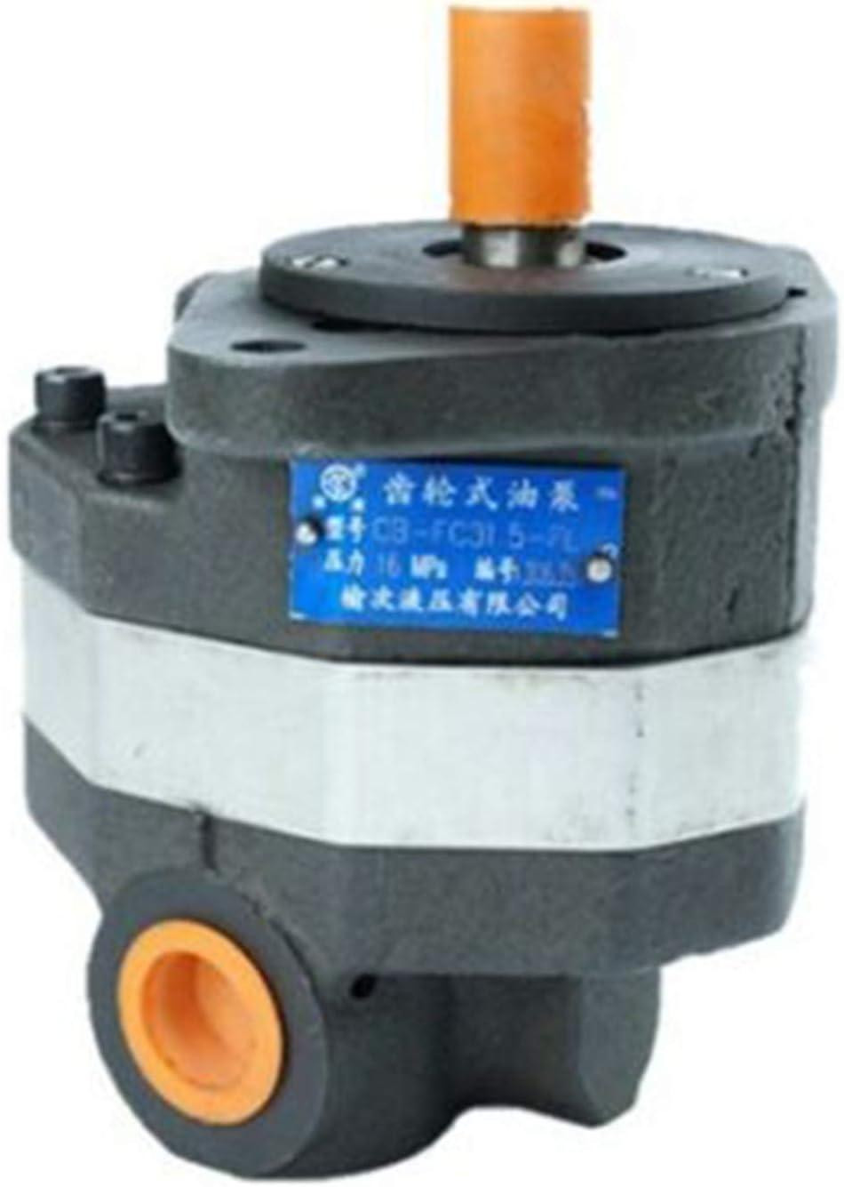 Carus Tool YUKEN CB-FC25-FL-X Hydraulic Gear Oil Pump New