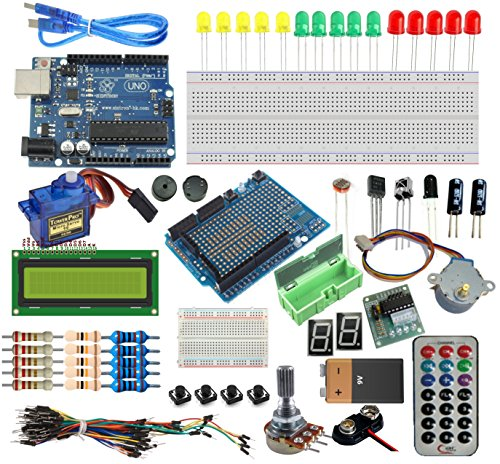 Sintron Arduino Starter Tutorial Transparent
