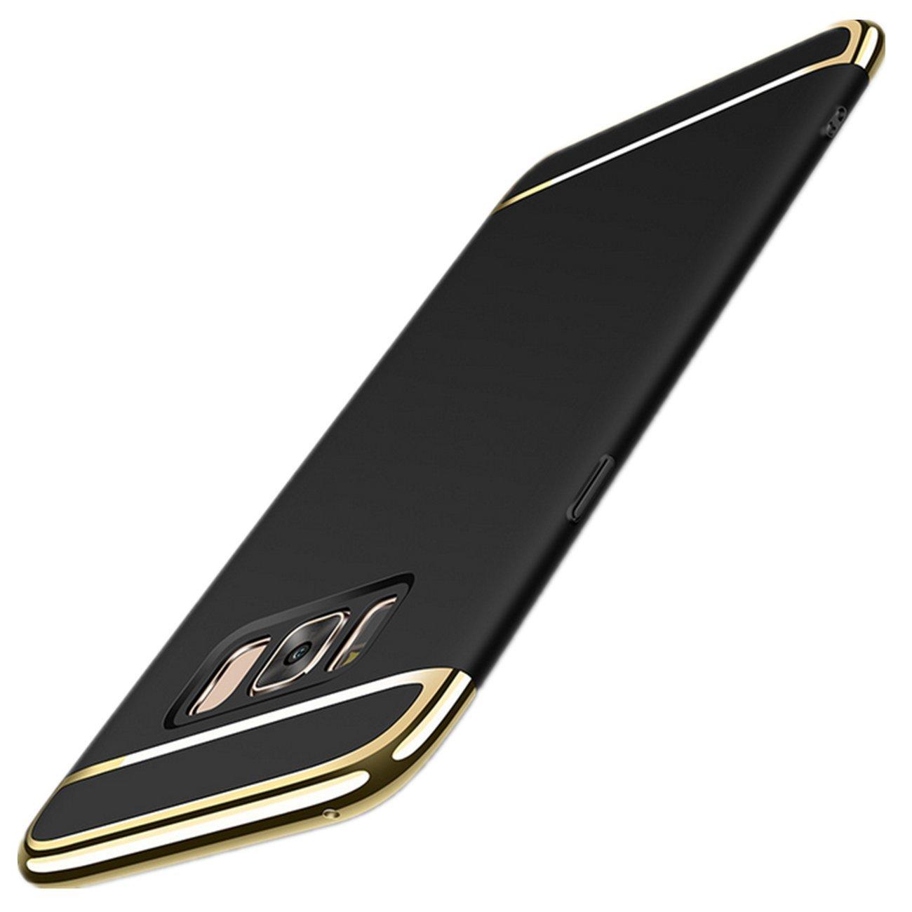 Samsung Galaxy S8/S8Plus Custodia, caler® di alta qualità antiurto duro PC Ultra Slim abziehbar Custodia protettiva antigraffio Bumper Case Cover Rigida per Galaxy S8/S8Plus