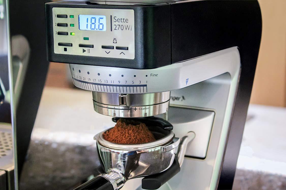 Baratza Sette 270 Espresso Filter All Purpose Black Brand New Espresso Coffee Gr Bar & Beverage Equipment Restaurant & Food Service