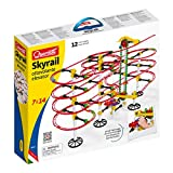 Quercetti Skyrail Ottovolante Elevator Playset, 360 Pieces marbles