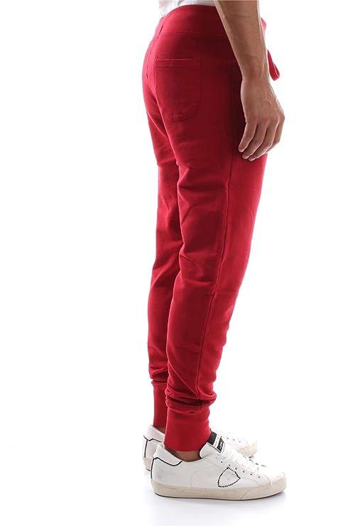 CONVERSE 6FU375 FL PANT RED PANTALONES DE CHANDAL Hombre RED L ...