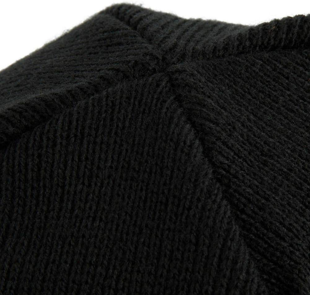 Unisex Cuffed Plain Skull Knit Hat Cap ANRITR Winter Daily Beanie Men Women