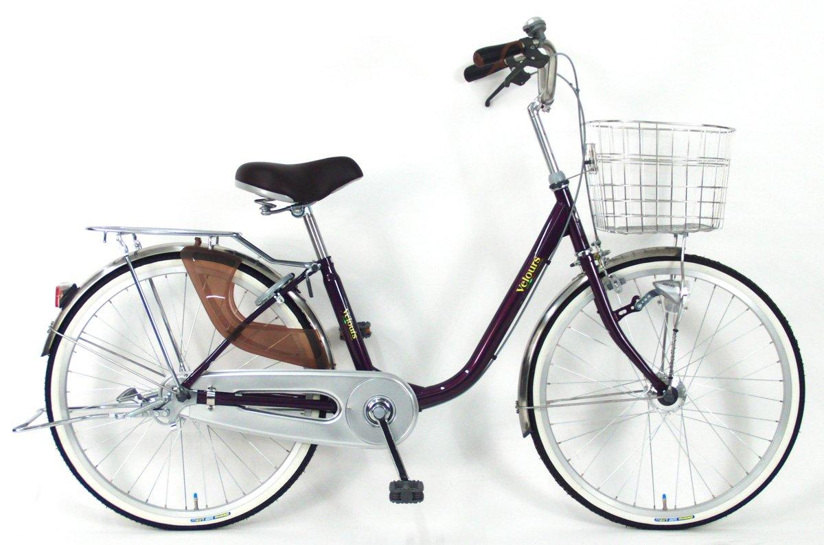 大特価!! C.Dream(シードリーム) ヴェロアスペシャル VL41-SP VL41-SP 24インチ自転車 パープル シティサイクル パープル 100%組立済み発送 B079HP9HPG B079HP9HPG, 靴とファッションのカピターレ:a1d1d7cb --- greaterbayx.co