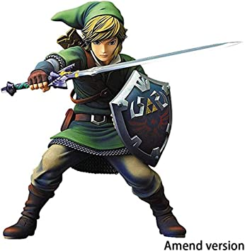 Lilongjiao The Legend of Zelda: Skyward Sword PVC Figura Modelo Modelo Juguetes: Amazon.es: Juguetes y juegos