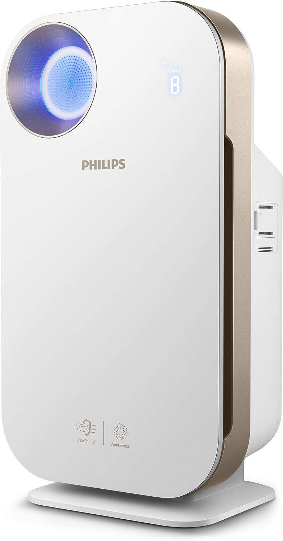 Philips AC4558/50 - Purificador de aire (48 m², 64 dB, CC, 400 m³ ...