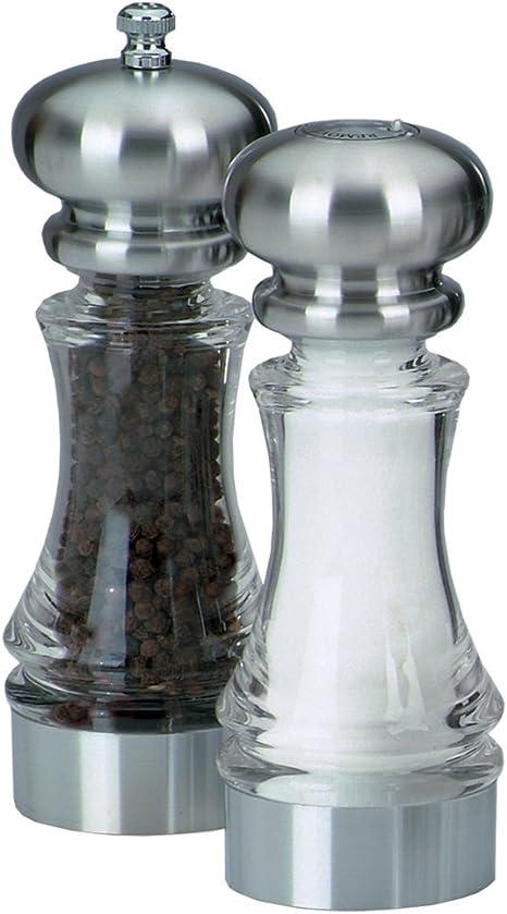 Chef Specialties Disposable Sea Salt Grinder