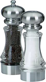 product image for Chef Specialties 7 Inch Lehigh Pepper Mill and Salt Shaker Set