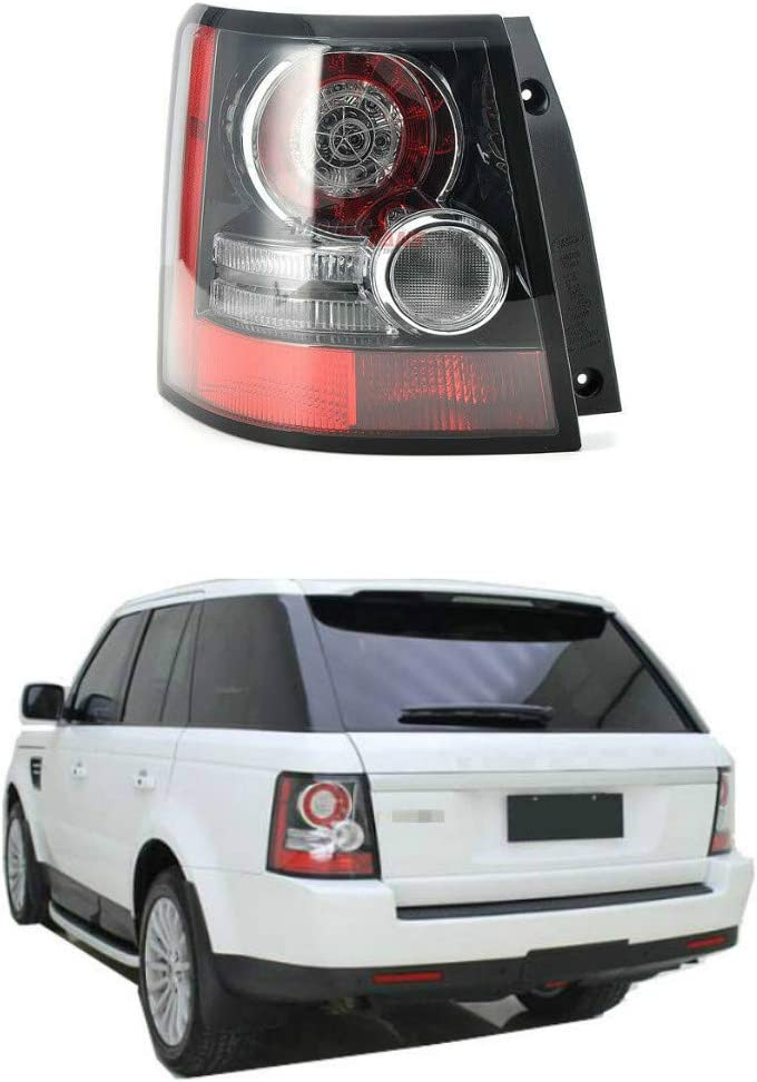 MotorFansClub LED Tail light Rear Lamp Fit For Compatible With Land Rover Range Rover Sport 2010 2011 2012 2013 Left side