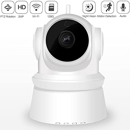Vacam Wireless IP Security Camera HD 1080P Baby Care WiFi