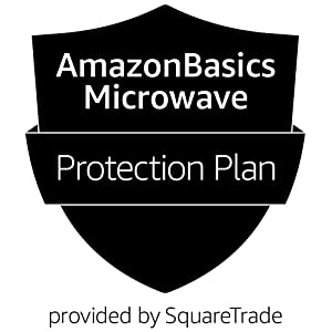 2-Year Protection Plan plus Accident Protection for AmazonBasics Microwave (2018 release, delivered via e-mail)
