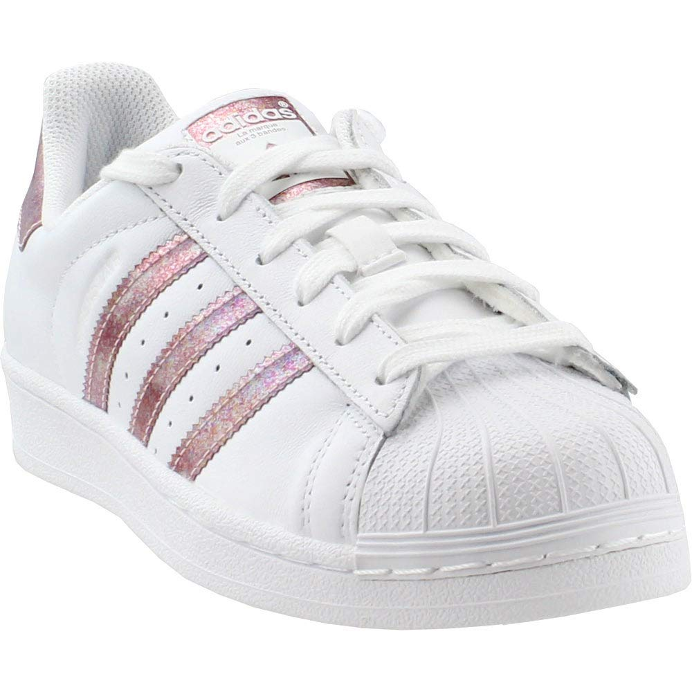 504a0859 Amazon.com   adidas Superstar Shoes Kids'   Sneakers