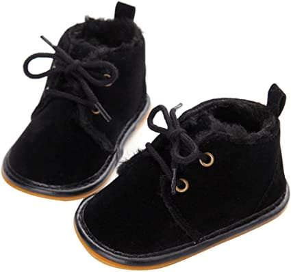Baby Winter Boots Mingfa Warm Thick