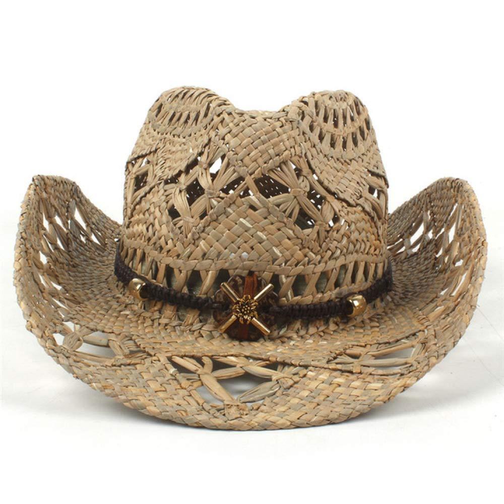 zlhcich Sombrero de Sol de Mujer Sombreros de Sol de Moda Sun RN ...